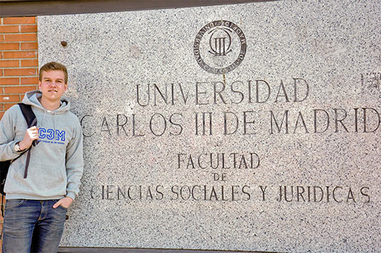 My semester abroad in Madrid
