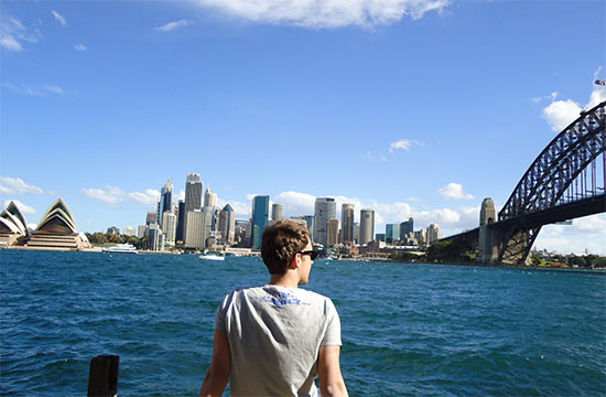 My semester abroad in Melbourne