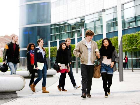 Experience innovation during a semester abroad at Northumbria