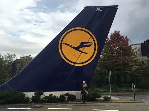 Ready for take-off - an internship at Lufthansa