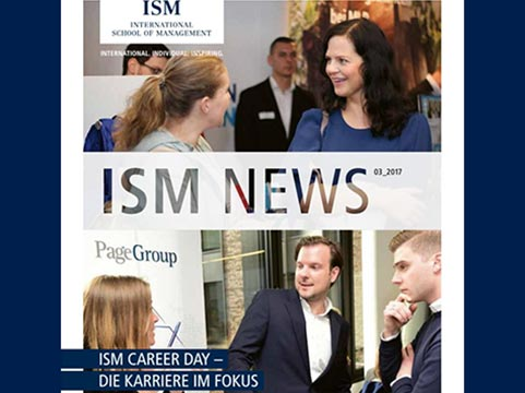 Time to look back and ahead: ISM News 03/2017
