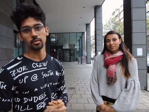 """Follow me around"": Indian YouTuber explores ISM Munich"