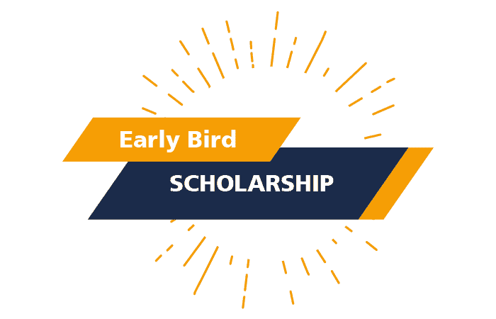 Early Bird Scholarship ISM